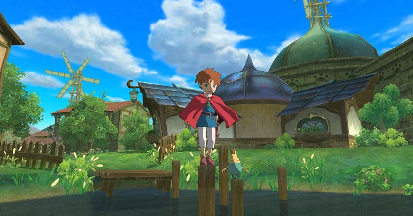 Jogos Como Ni No Kuni: Wrath of the White Witch