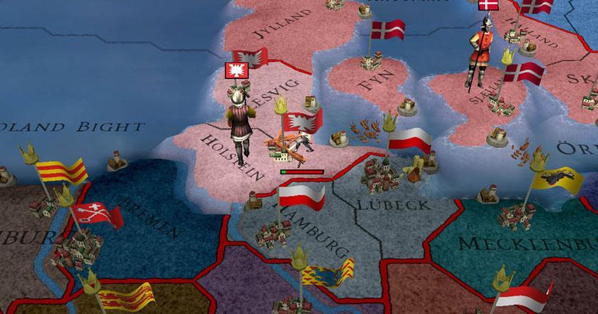 Games Like Europa Universalis III