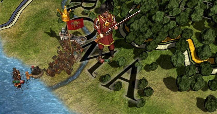 Games Like Europa Universalis IV