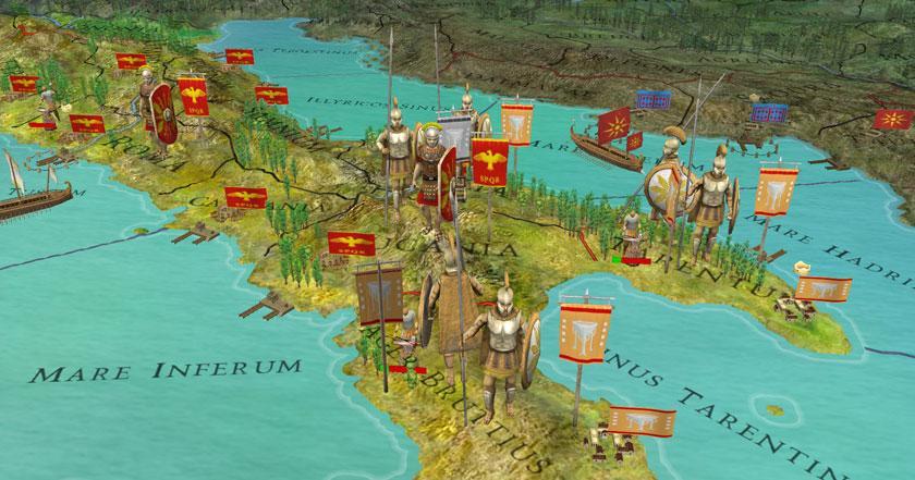 Games Like Europa Universalis: Rome