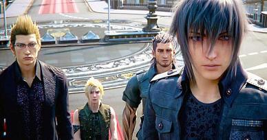 Jogos Como Final Fantasy XV