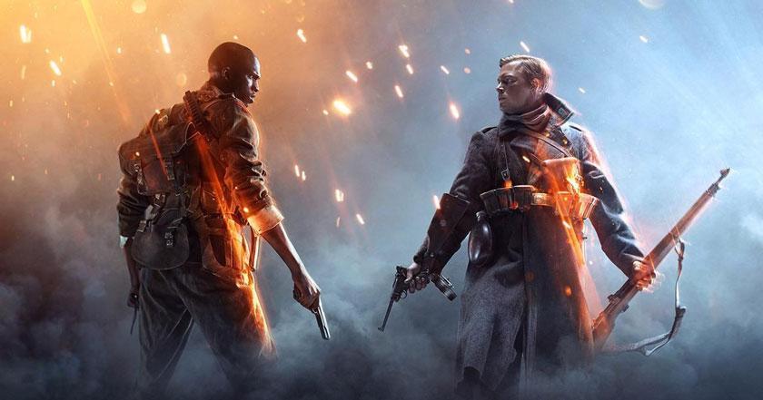 Games Like Battlefield 1