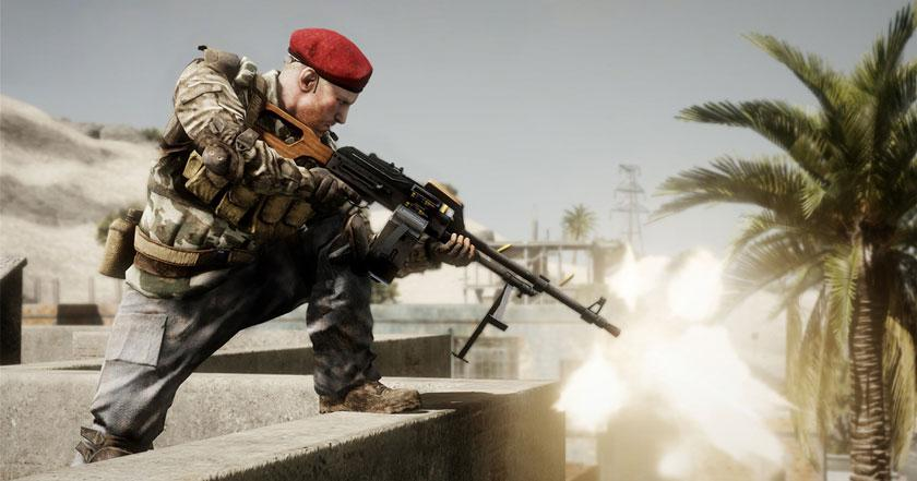 Games Like Battlefield 3