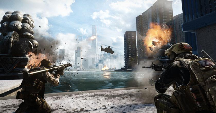 Games Like Battlefield 4