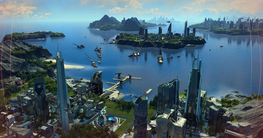 Games Like Anno 2205