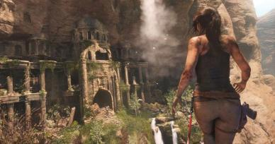 Juegos Como Rise of the Tomb Raider