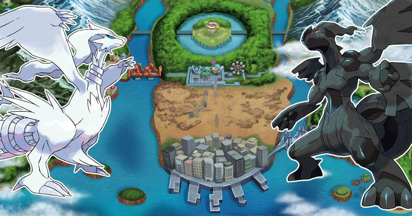 Games Like Pokemon Black and White