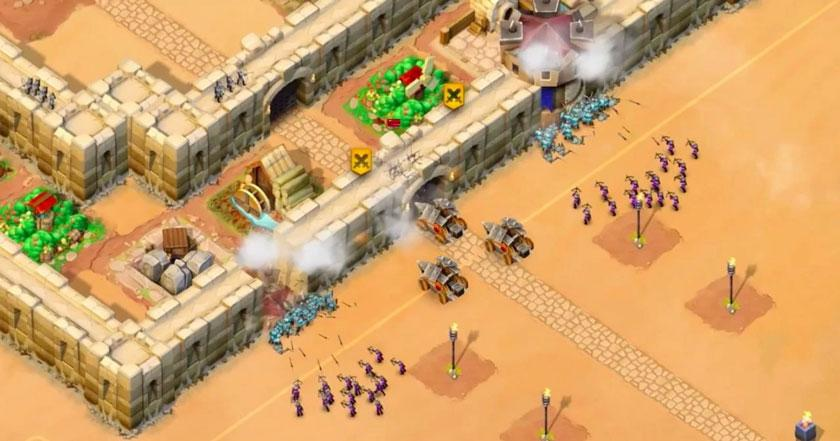 Games Like Age of Empires: Castle Siege