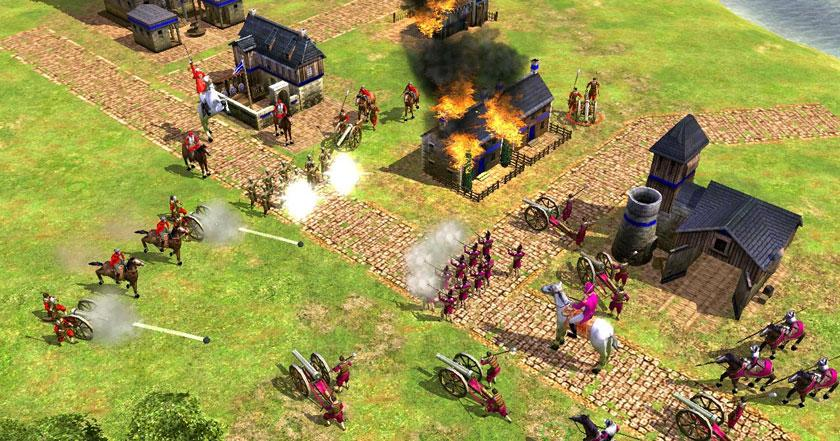 Games Like Empire Earth 2