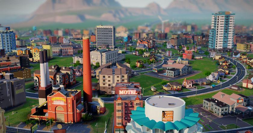 Jogos Como SimCity