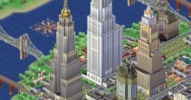 Games Like SimCity 3000