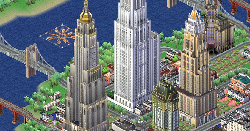 Jogos Como SimCity 3000