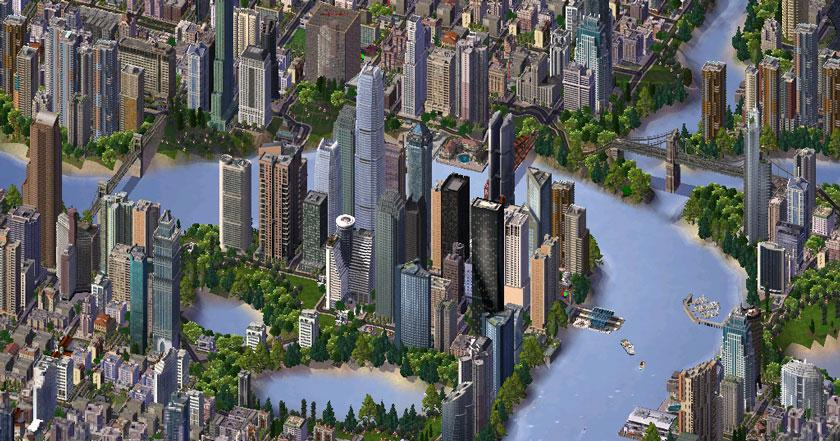 Games Like SimCity 4
