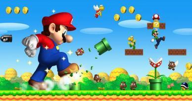 Jogos Como New Super Mario Bros