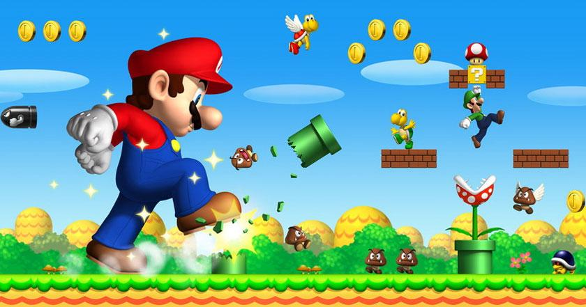Games Like New Super Mario Bros