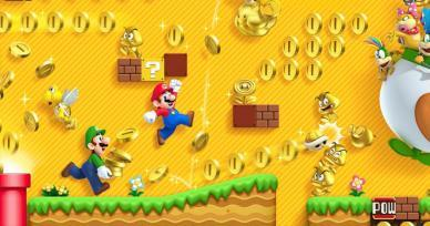 Games Like New Super Mario Bros 2