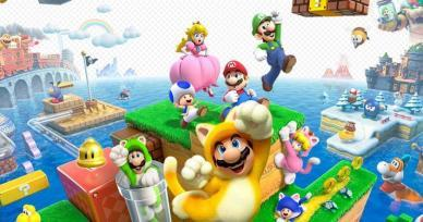 Juegos Como Super Mario 3D World