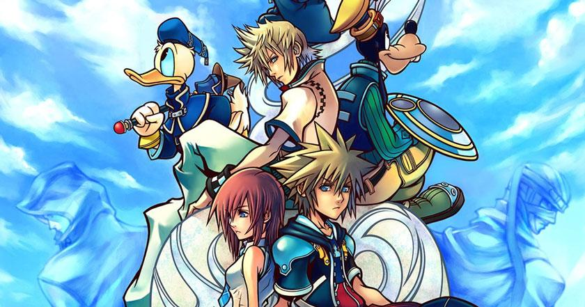 Games Like Kingdom Hearts 2