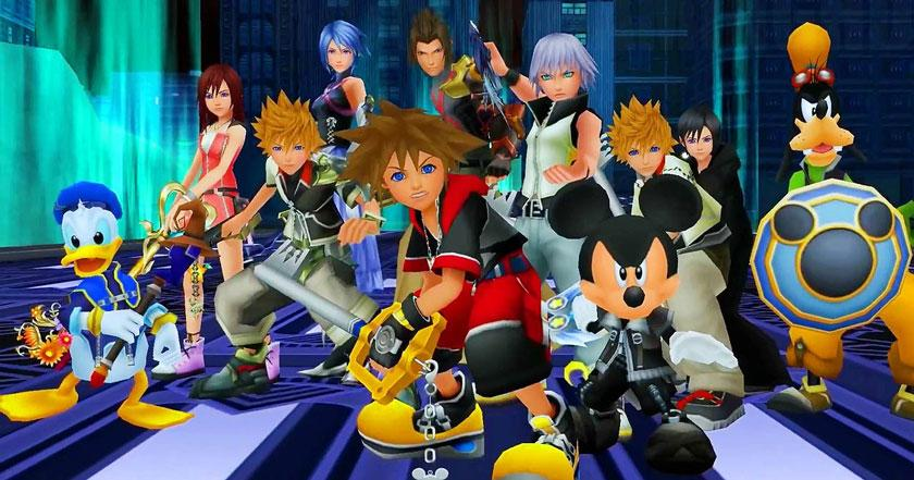 Games Like Kingdom Hearts HD 2.8 Final Chapter Prologue