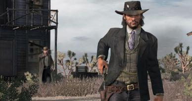 Juegos Como Red Dead Redemption