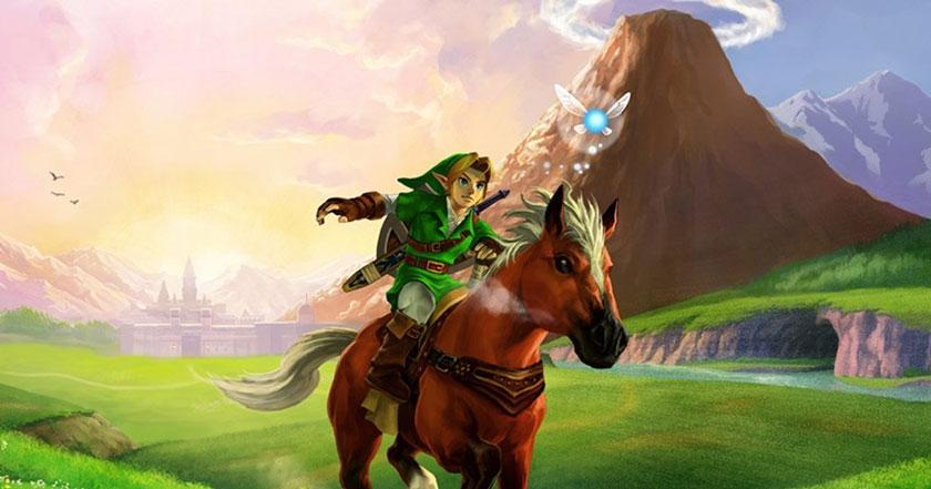 Games Like The Legend of Zelda: Ocarina of Time