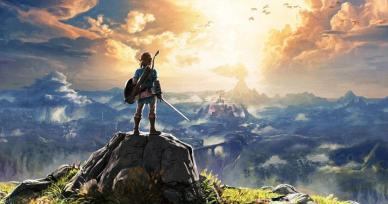Juegos Como The Legend of Zelda: Breath of the Wild