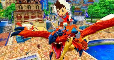 Games Like Monster Hunter Stories