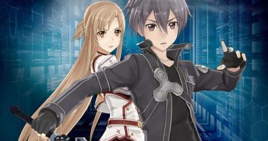 Games Like Sword Art Online: Re:Hollow Fragment