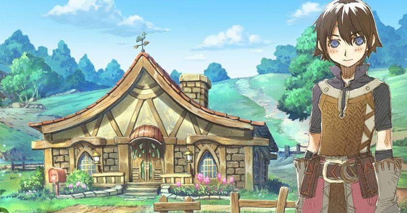 Games Like Rune Factory: A Fantasy Harvest Moon