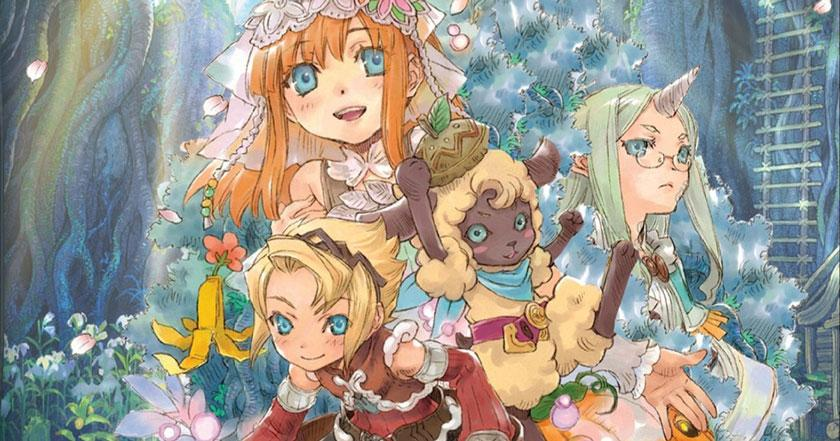 Games Like Rune Factory 3