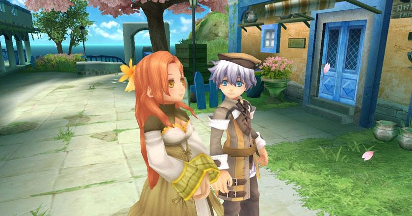 Juegos Como Rune Factory: Tides of Destiny