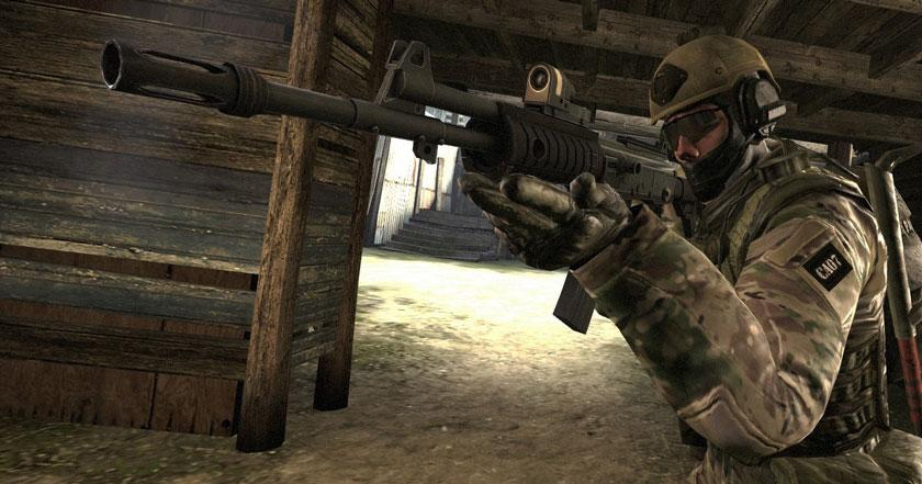 Games Like Counter-Strike: Source
