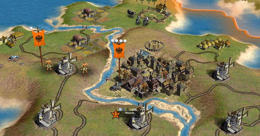 Games Like Sid Meier's Civilization IV