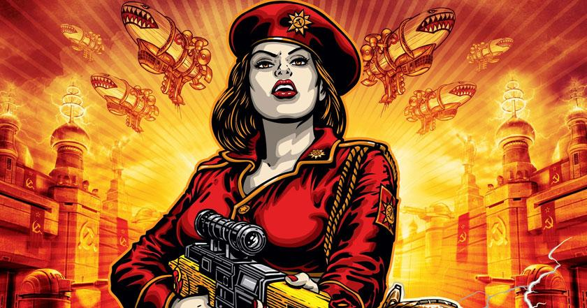 Games Like Command & Conquer: Red Alert 3