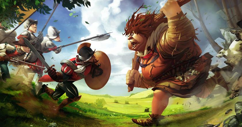 Games Like The Settlers Online