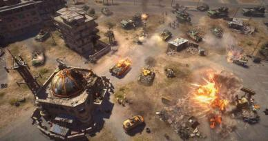 Games Like Command & Conquer