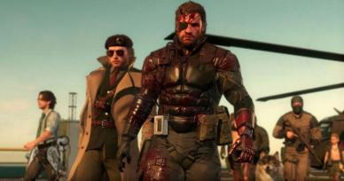 Games Like Metal Gear Solid V: The Phantom Pain