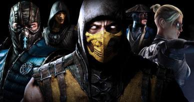 Jogos Como Mortal Kombat X