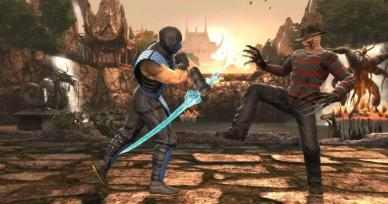 Games Like Mortal Kombat Komplete Edition