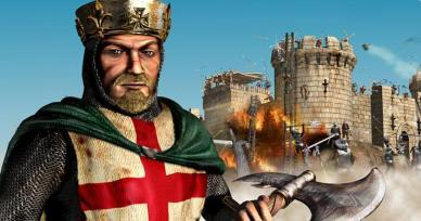 Games Like Stronghold Crusader