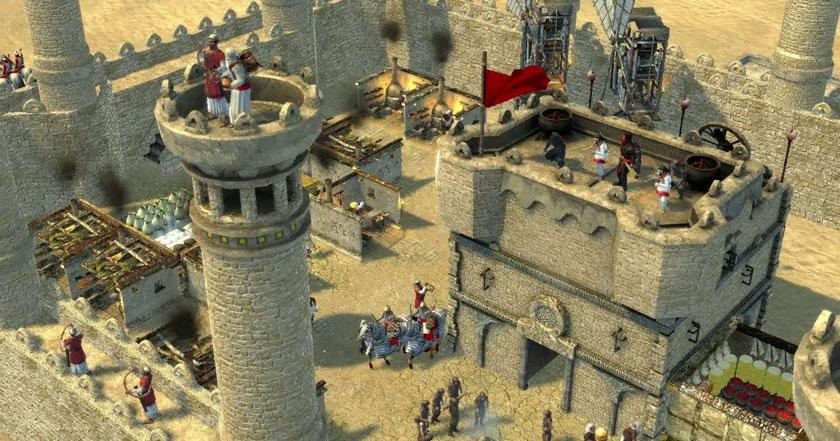Games Like Stronghold Crusader 2