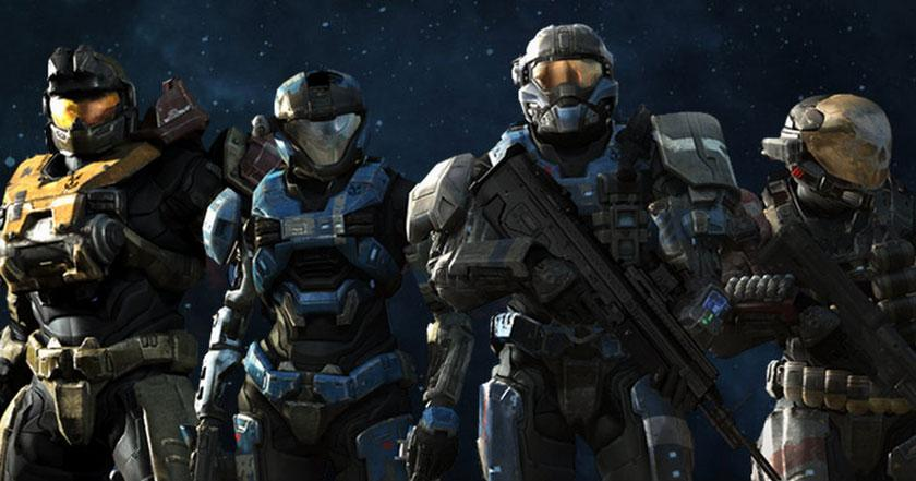 Games Like Halo Reach