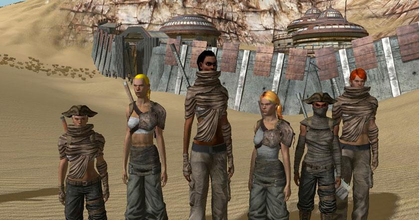 Games Like Kenshi