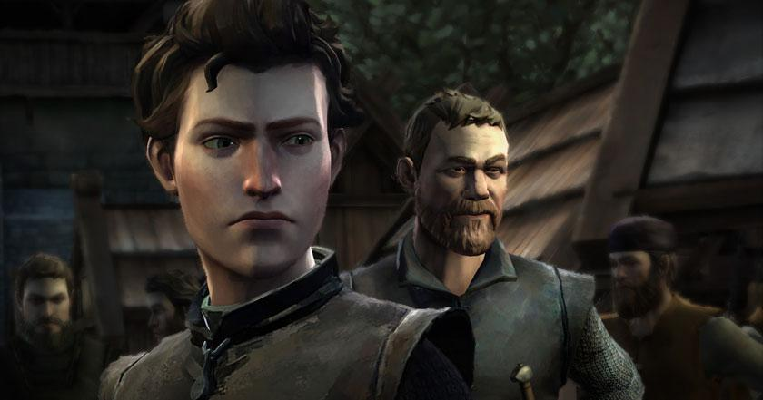 Games Like Game of Thrones - A Telltale Games Series