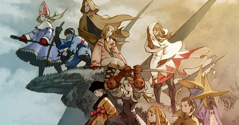 Games Like Final Fantasy Tactics: The War of the Lions