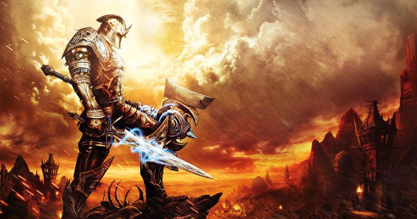 Games Like Kingdoms of Amalur: Reckoning