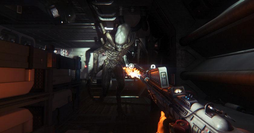 Games Like Alien: Isolation