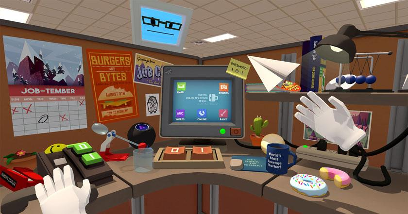 Games Like Job Simulator