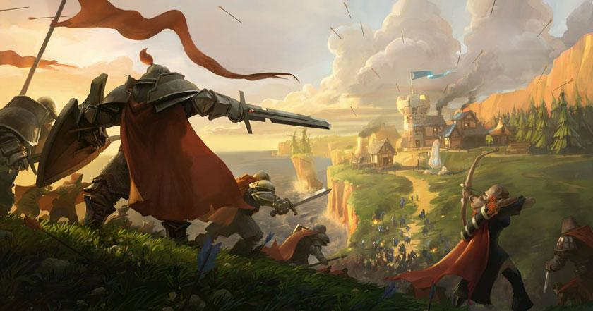 Games Like Albion Online