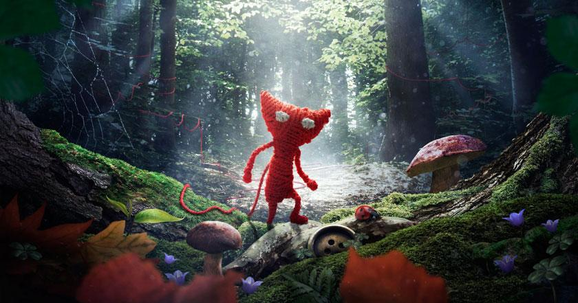 Games Like Unravel